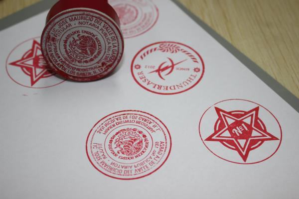Stamp laser engraver