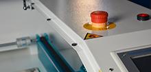 nova35 laser cutter