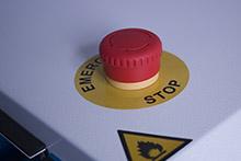 laser engraver Emergency stop