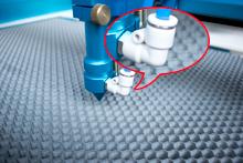 laser engraver Air assist