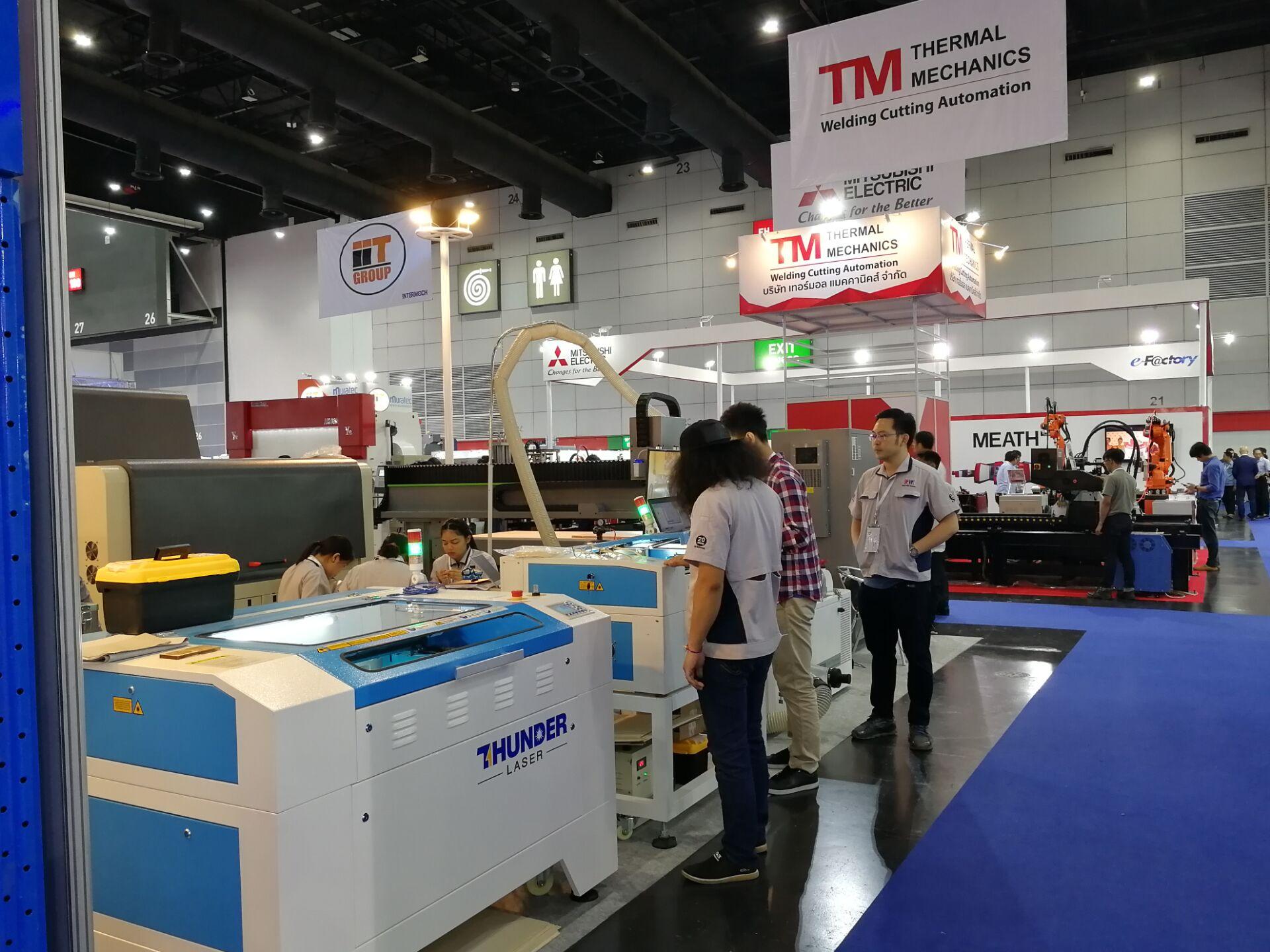 Таїландський лазерний різак