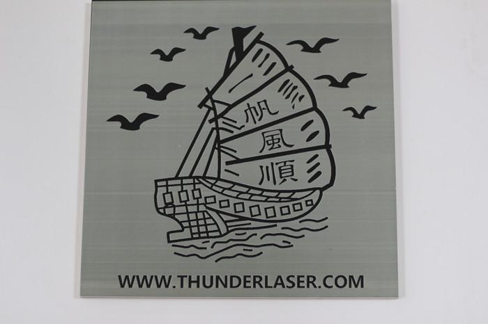 Керамічний лазерний гравер