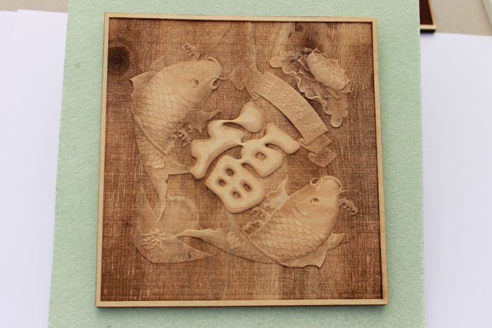 fu 3d-Engraving laser engraver