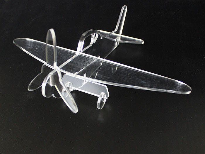 Акрил air plane Лазерний станок