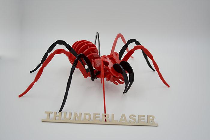 Акрил spaider Лазерний станок