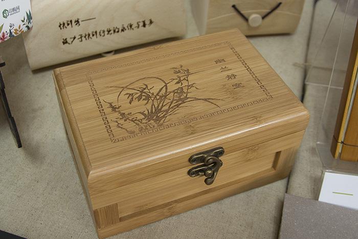 bamboo фото зразка лазерного різака