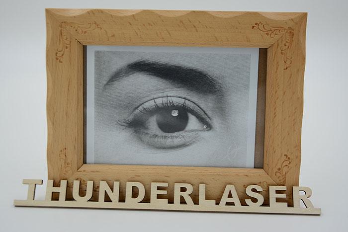 eyes ABS Лазерный гравер