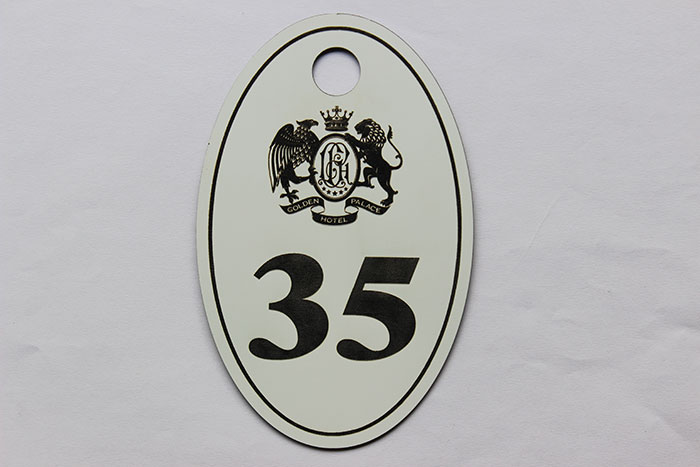 35 ABS Лазерный гравер