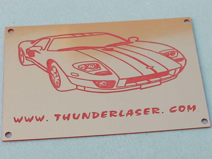 car ABS Лазерный гравер