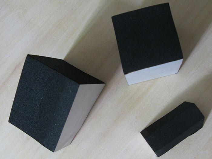 black box Піна Лазерний станок