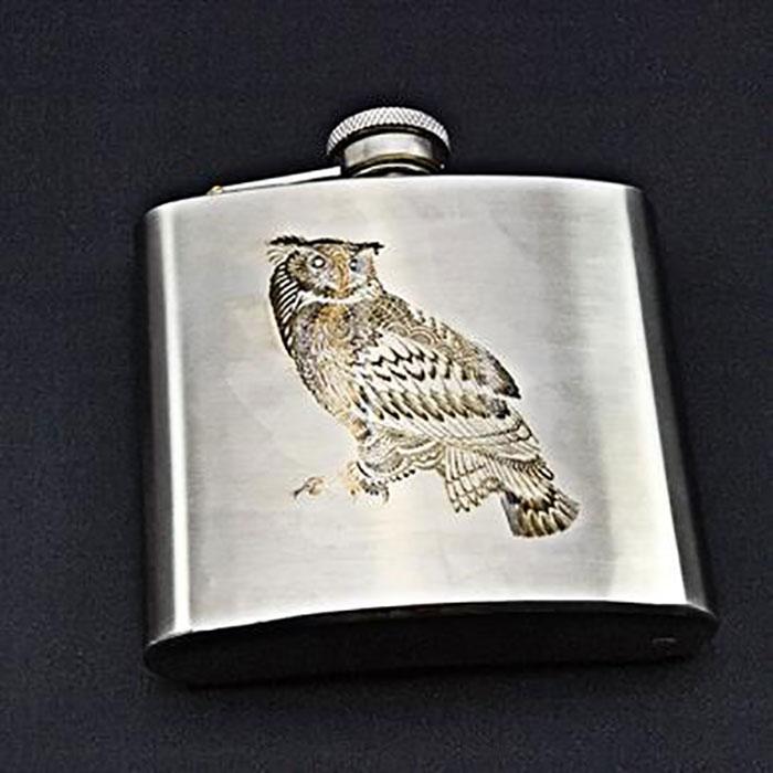 owl Metal-Engraving laser engraver