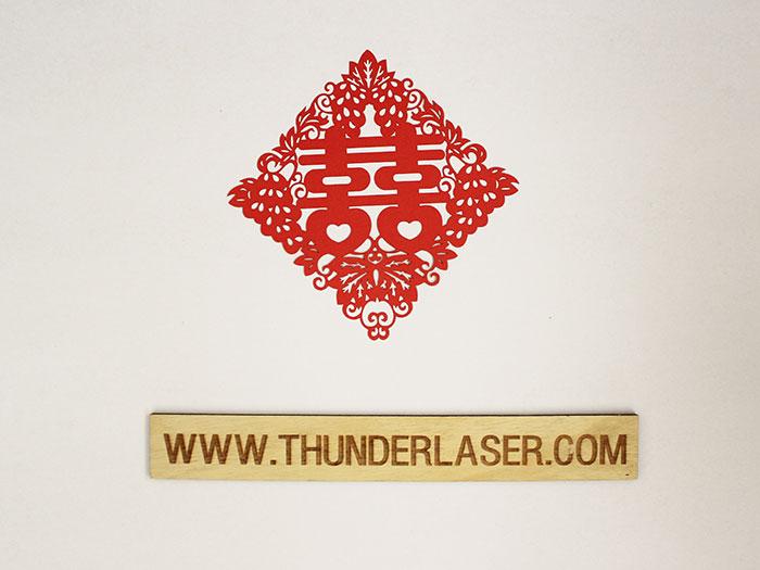 xi Paper laser cutter