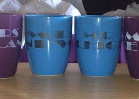 cup Anodized-Aluminum laser engraver