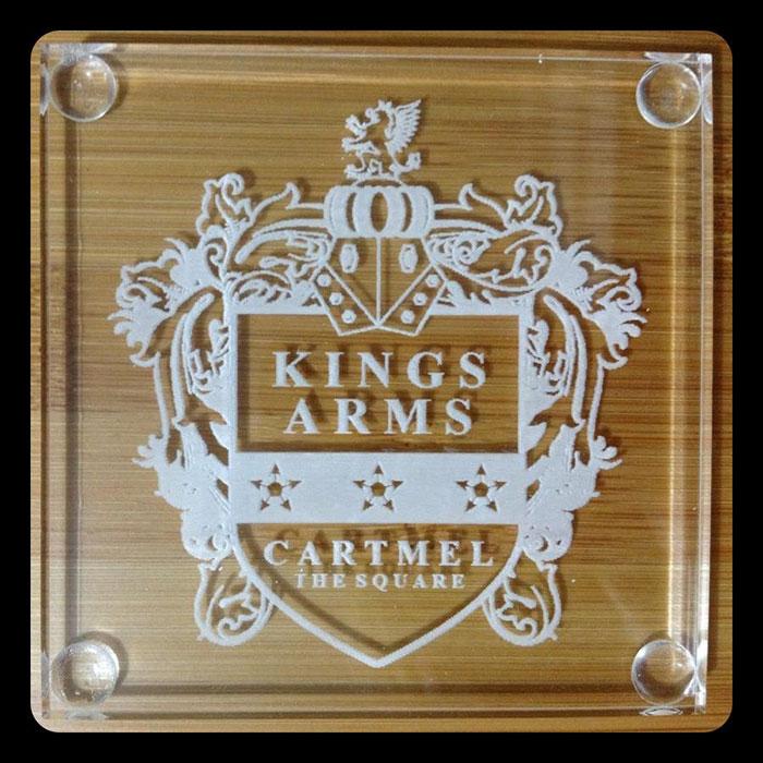 kingarms Лазерний різак для фотографій