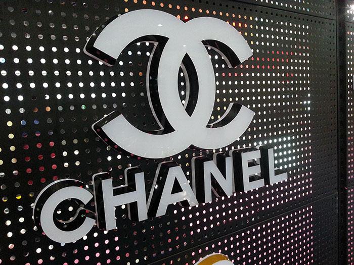 chanel Лазерний різак для фотографій