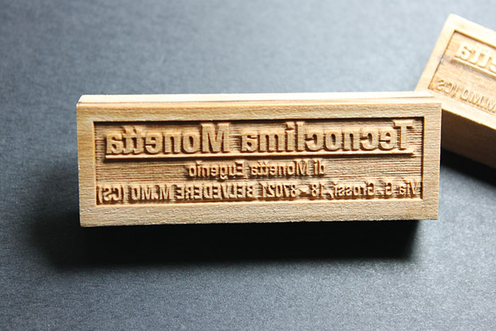 a variety of complex Stamp-photo laser engraver