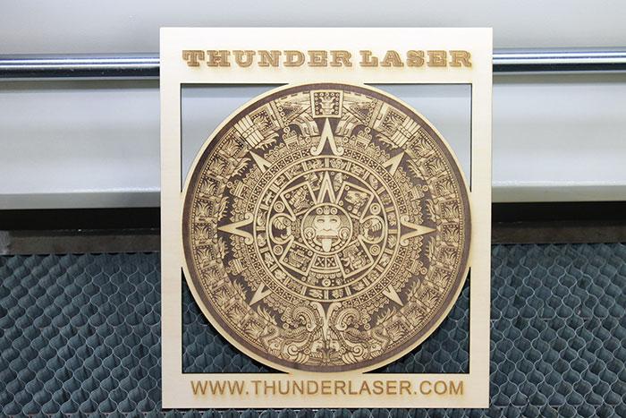 wood stamp Лазерний станок для фанери