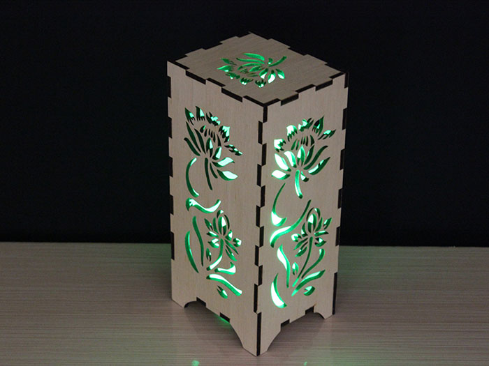 wood Light box Лазерний станок для фанери