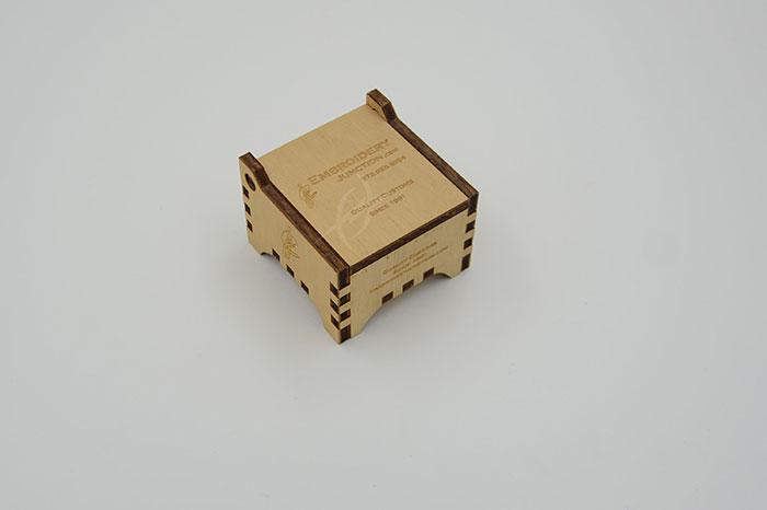 wood box Лазерний станок для фанери