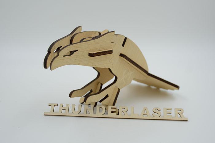 wood eagle Лазерний станок для фанери