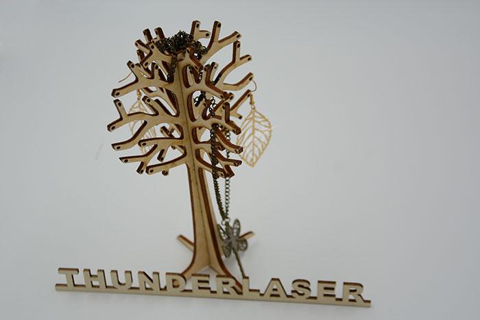 wood tree Лазерний станок для фанери