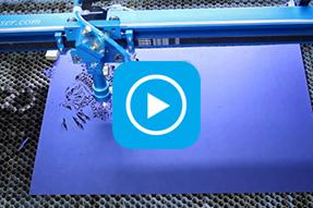 Що може створити лазерний різак: папір для лазерного різання – китайський виріз