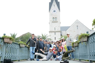 Thunder Laser's two-day trip to Huizhou City