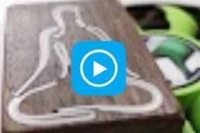 лазерний гравер підвісні дерев'яні