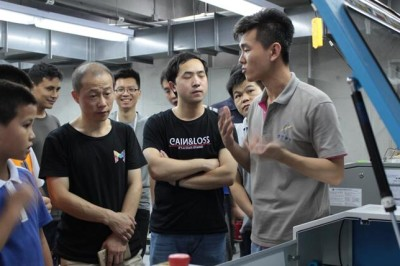 STEAM Education | Thunder Laser settled in Chaihuo Makers Space to create the new future of China maker education