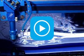 Лазерне акрилове різання – DIY акриловий годинник
