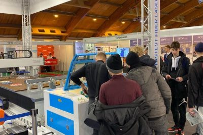 Thunder Laser successfully wrapped up its tour to Tech Industry 2019